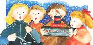 Πρωτοχρονιάτικα κάλαντα στο Επισκοπείο Κατερίνης