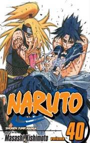Ver Descargar Naruto Manga Tomo 40