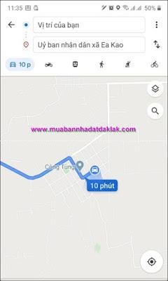 Bán nhà cấp 4 xã Ea Kao Buôn Ma Thuột-Dak Lak 435 triệu