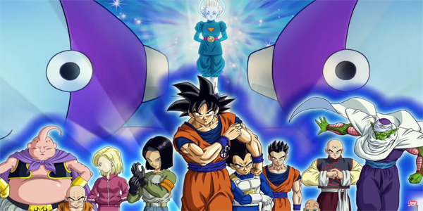Dragon Ball Super: Nombres de dioses de la destrucción son revelados