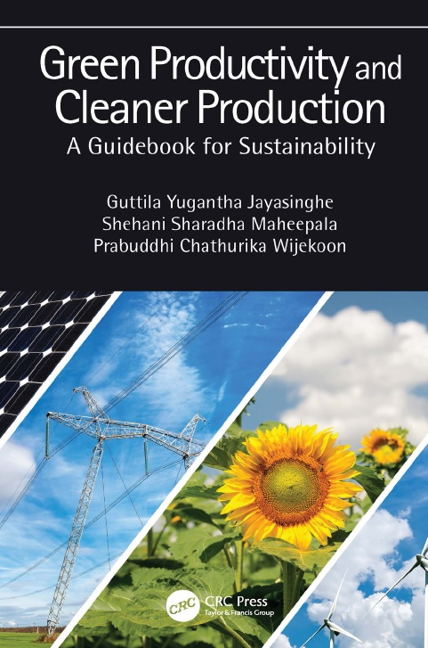 Green Productivity and Cleaner Production: A Guidebook for Sustainability