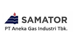 Lowongan Kerja Terbaru PT Samator Gas Industri Minimal SMA SMK Bulan Januari 2020