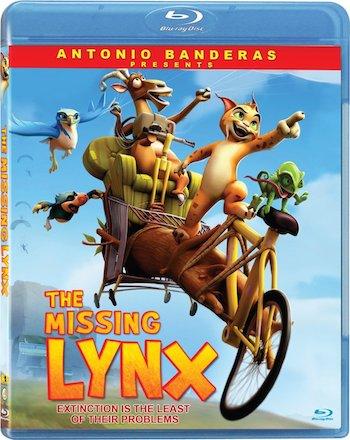 The Missing Lynx 2008 Dual Audio BRRip 720p 800mb
