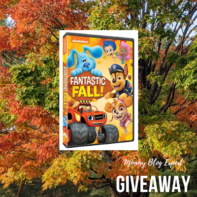 Nick Jr Fantastic Fall DVD Giveaway