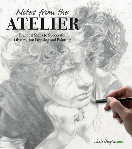 Notes from the Atelier by Julie Douglas