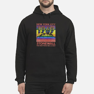 New York City 1969 Stonewall The First Pride Was A Riot Lgbt Shirt 6