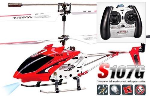 Radiografisch bestuurbare helikopter Syma