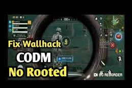 Cheat CODM (Call of Duty Mobile) NO ROOT, Wallhack, Colour, No Recoil 100% Gratis