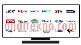 TV Online Indonesia, Nonton Live Streaming No Buffering