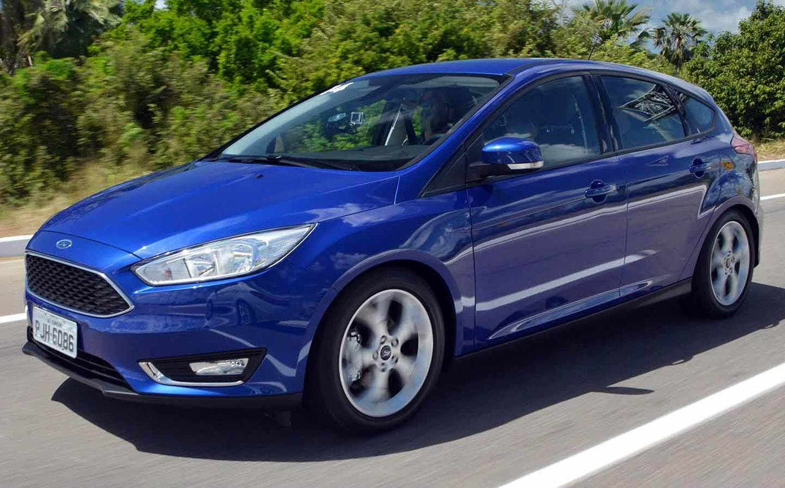 Ford Focus Powershift 2016 - problemas
