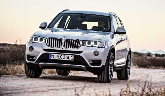 2018 Voiture Neuf 2018 BMW X3 Date De sortie, Prix, Revue, Photos, Concept