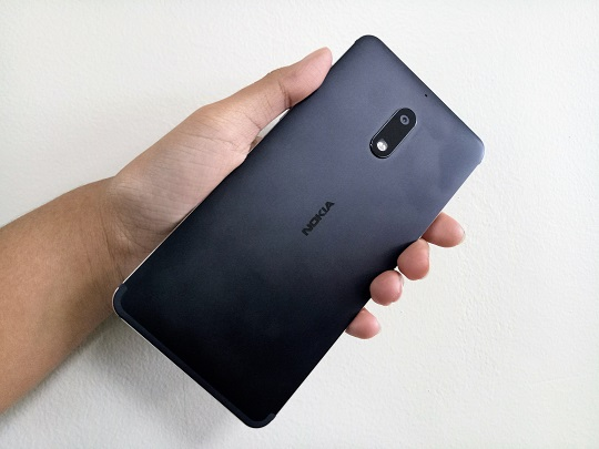 Nokia 6 Hands-on and Initial Impression; The Icon Returns?