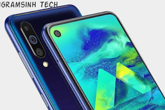 Samsung Galaxy M40 Smartphone launched in India with great specifications and punch hole design. 👌🔥🔥