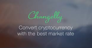 Intercambio de criptodivisas Changelly