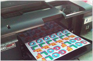 Printer tinta biasa