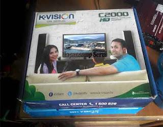 Receiver K-Vision C2000 Bromo