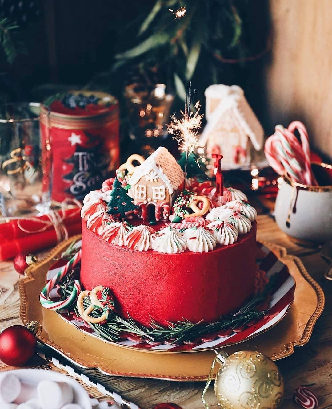 Christmas Cake DP