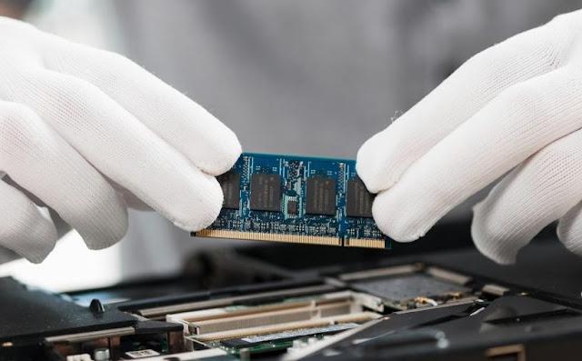 6. Upgrade RAM danMaksimalkan Kapasitas