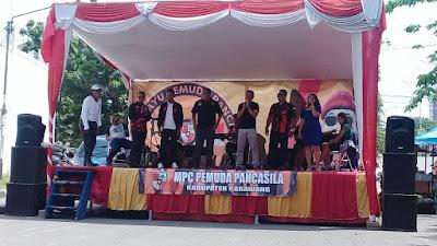 MPC PP Karawang Menggelar Silaturahmi Tingkat Ranting