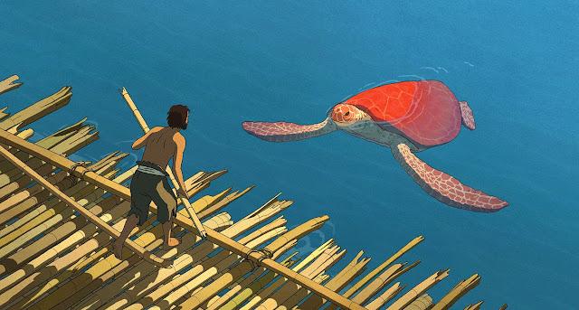 'La Tortuga Roja' de Ghibli se presenta en el Festival de San Sebastian