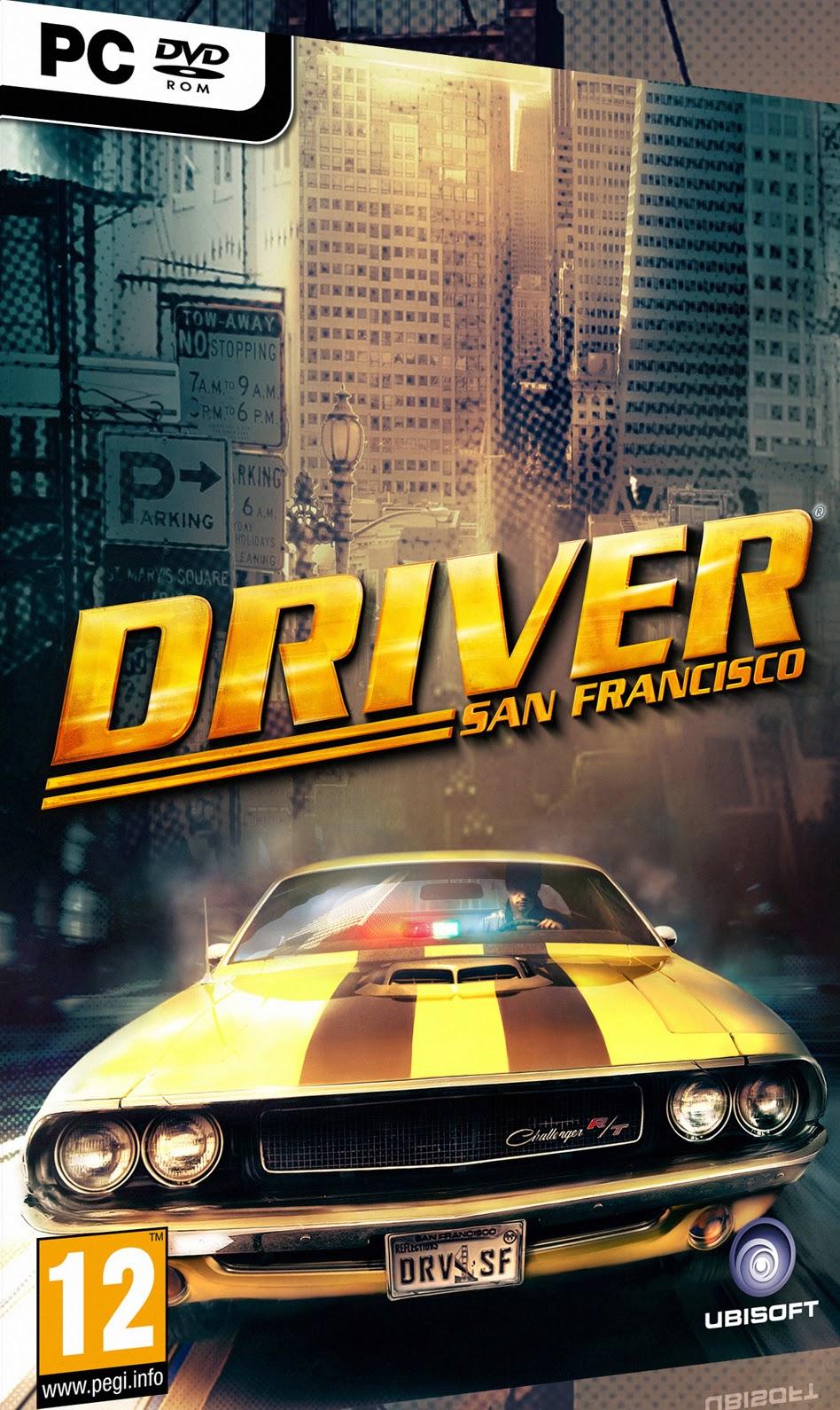 Free Download Driver San Francisco Full PC Game