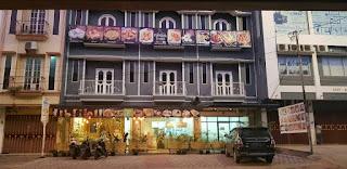 """Logo Cafe Pempek Fresh """"Wong Kito Nian"""""""