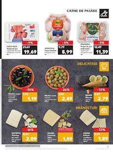 Catalog KAUFLAND 21 - 27 noiembrie carne de pui
