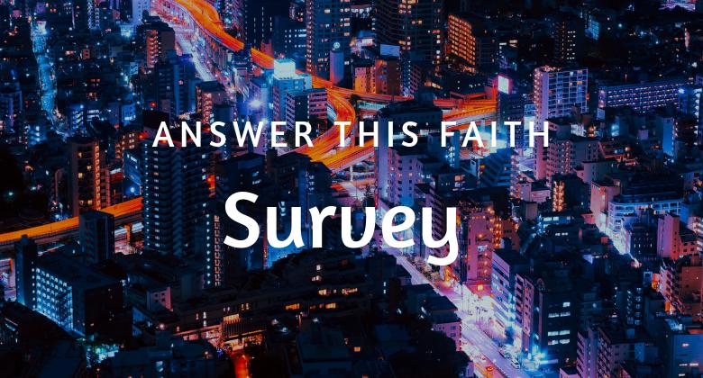 Faith Survey