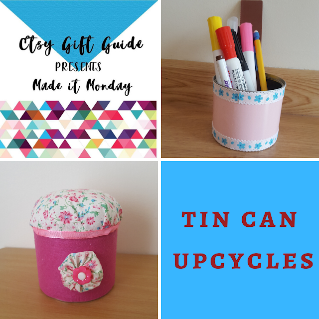 tin can upcycles
