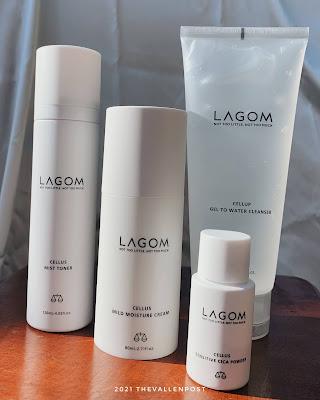 review skincare korea lagom
