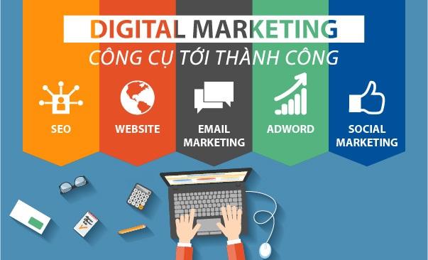 Khóa Học Digital Marketing Dành Cho Người Mới Bắt Đầu