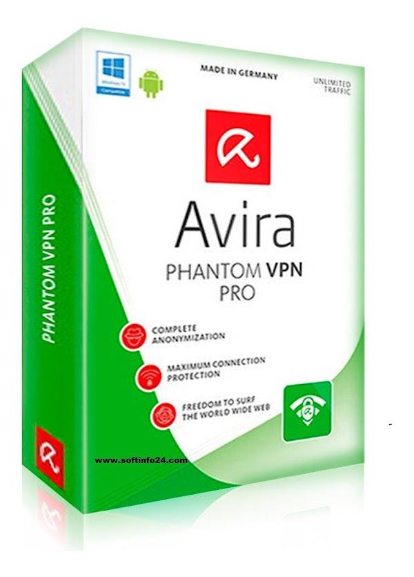 Avira Phantom VPN Pro 2.29.1.28212[EN][Activado]