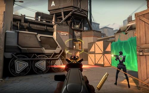 Vận dụng kỹ năng Toxic màn hình của Viper để tăng bản lĩnh tấn công