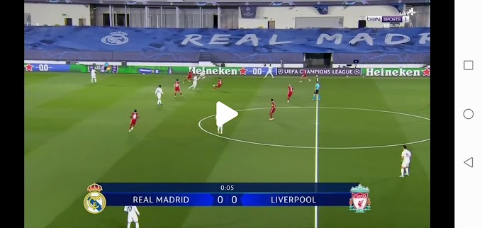 Real Madrid  3:1  Liverpool / Champions League