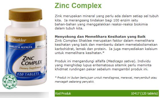shaklee produk