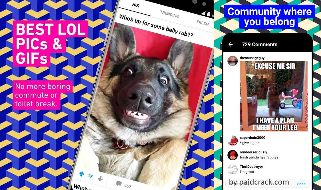 9GAG: Funny gifs, pics, fresh memes & viral videos