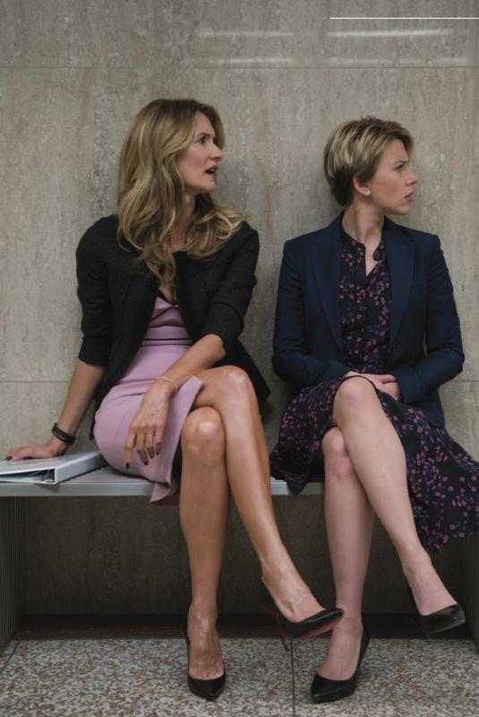 Laura Dern and Scarlett Johansson in Cinema Teaser, September 2019