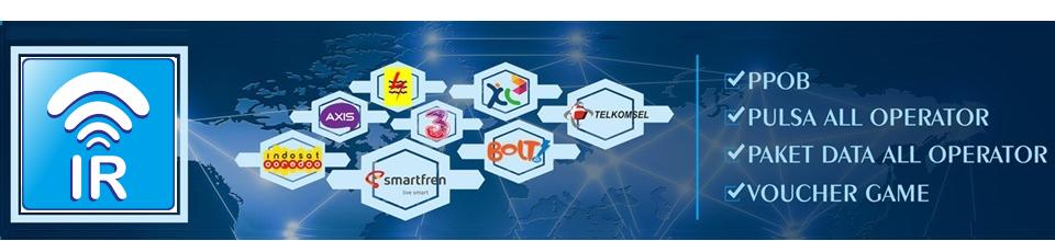 Web Promosi Mitra RajaPulsa.web.id