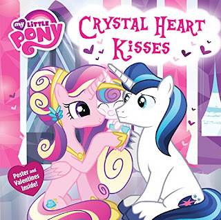 Crystal Heart Kisses Book Gets Cover