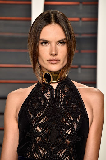 Alessandra Ambrosio – 2016 Vanity Fair Oscar Party Red carpet Dresses