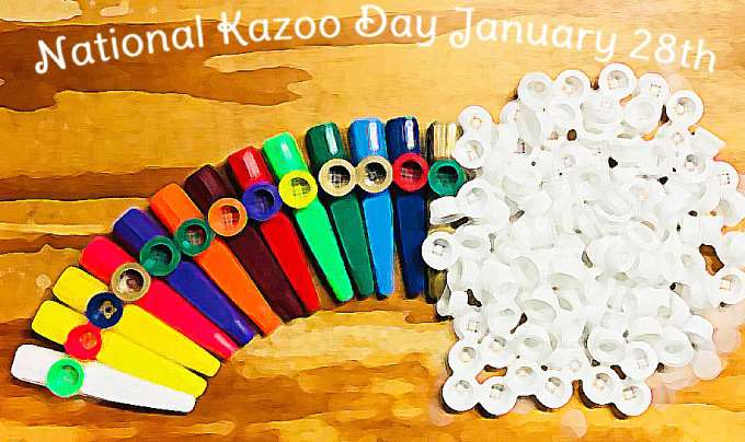 National Kazoo Day Wishes Photos