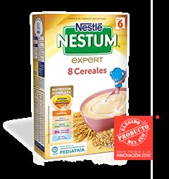 Papillas Nestle Nestum