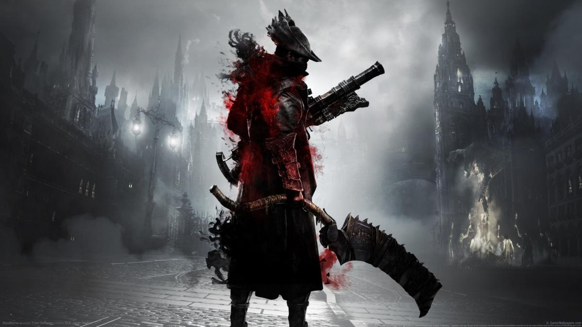 Bloodborne at 4K / 60fps is made possible by a mod, a PS5 dev kit and AI scaling