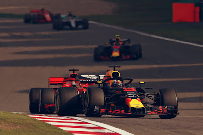 Daniel Ricciardo Chinese GP