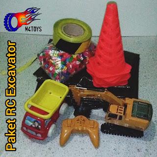 Paket Usaha RC Excavator