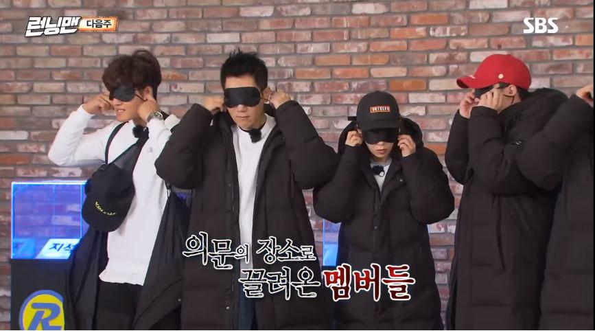 Running Man Ep 426 : Joy Và Irene ( Red Velvet ) , Kang Ha