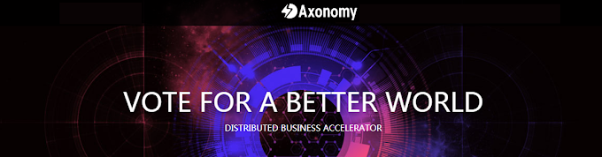 Axonomy Airdrop, ICO and Token Sale