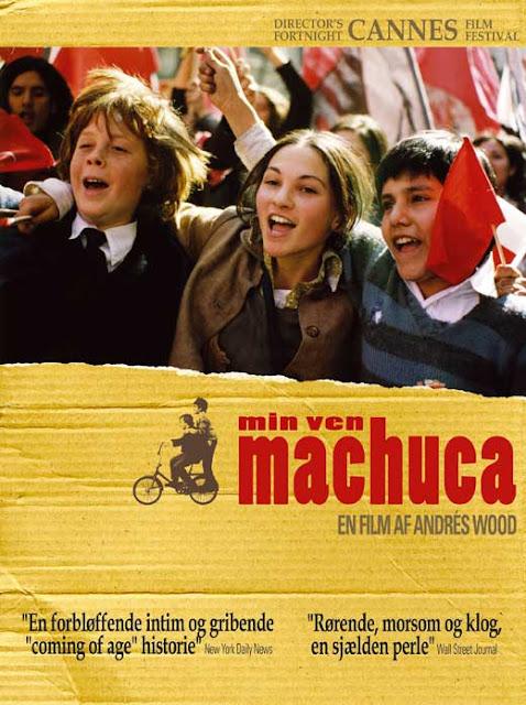 Προβολή της ταινίας Machuca στο Δον Κιχώτη