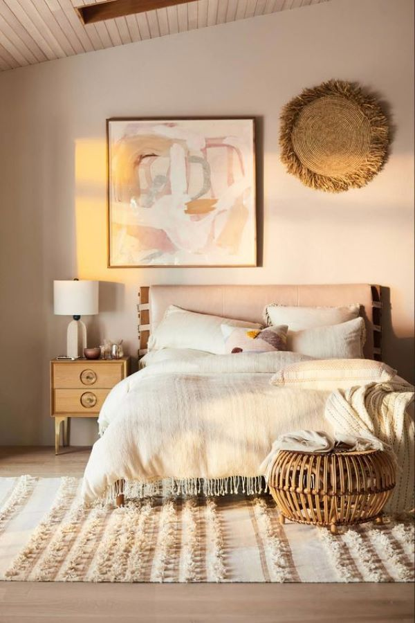 13 Bohemian Bedrooms To Swoon Over- design addict mom