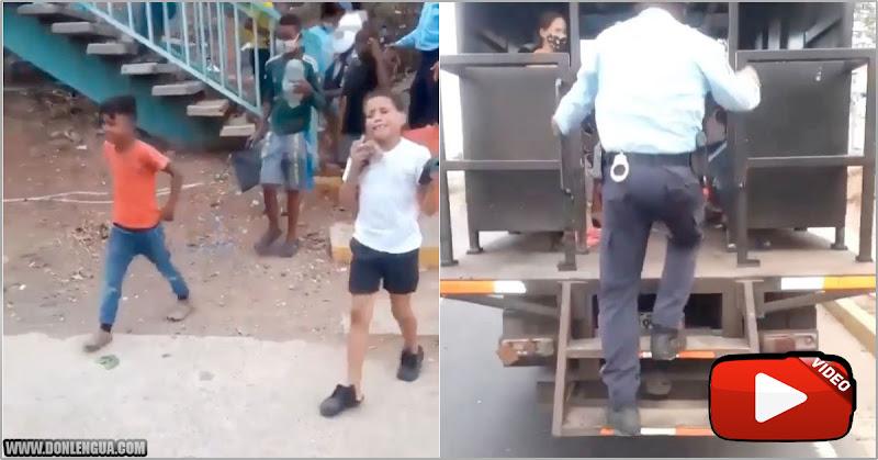 Policías arrestan a 10 niños por volar papagayos durante la cuarentena